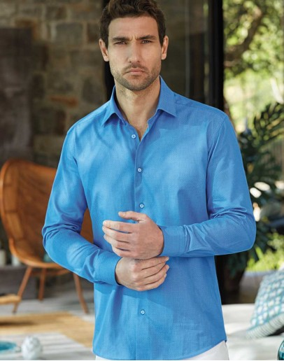 Regular Fit Long Sleeve Shirt
